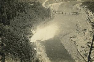 47 Fontana Dam ca 1947